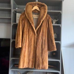🤎 Genuine Fox fur coat